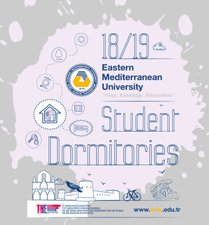 Dormitories 2018-2019 Brochure