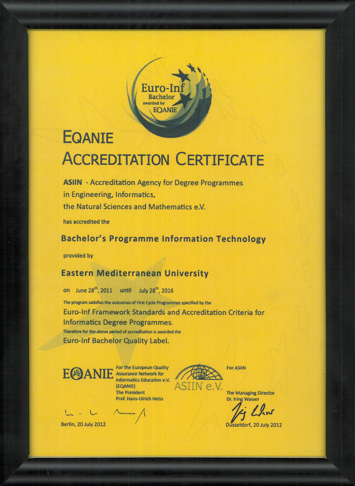 School Of Computing And Technology Departments Programs Eastern