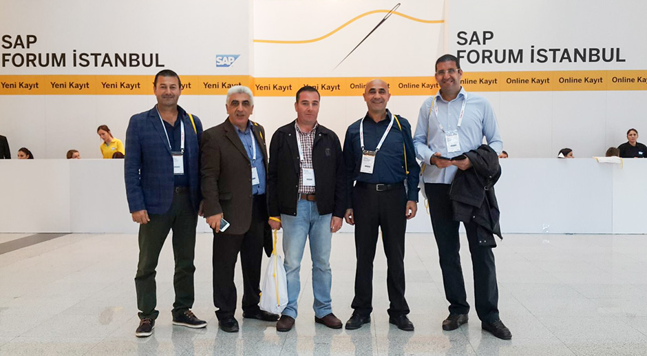 EMU Participated in SAP Forum İstanbul and CISCO Partners