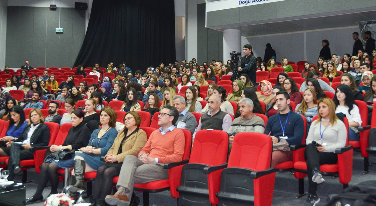 EMU Hosted Batuhan Aydagül an Important Academician / Social
