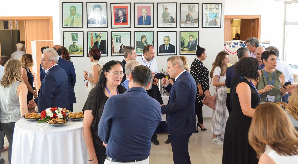 EMU Honoured Its 25th Year Graduates | News | Eastern Mediterranean