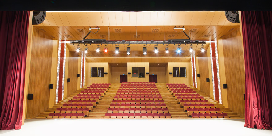 Small Hall - Congress Center