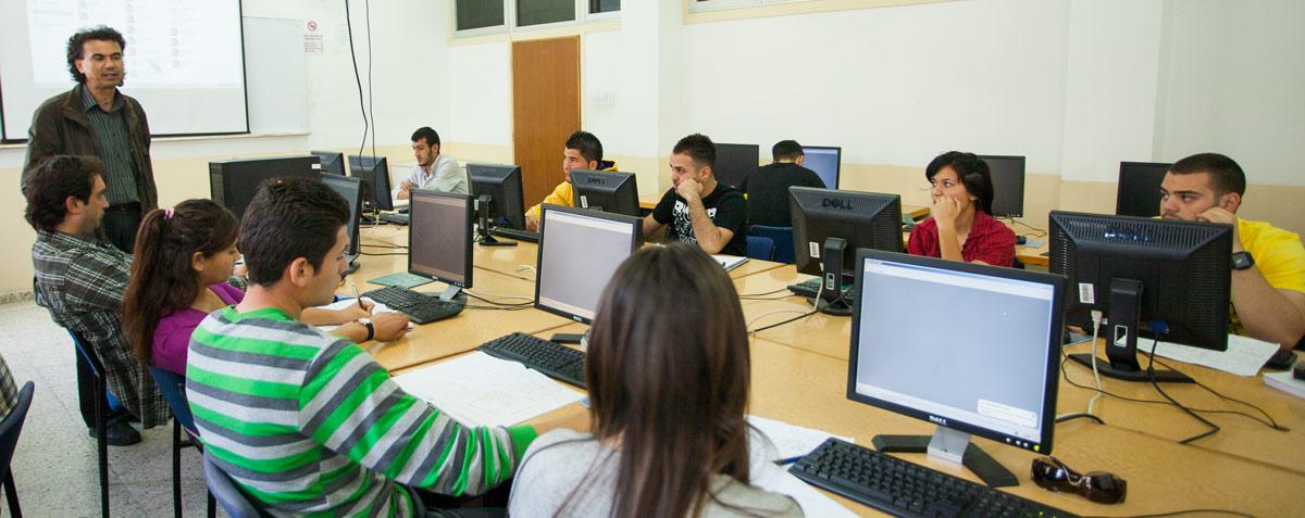 Bilgisayar teknolojisi ve programlama ön lisans programı
