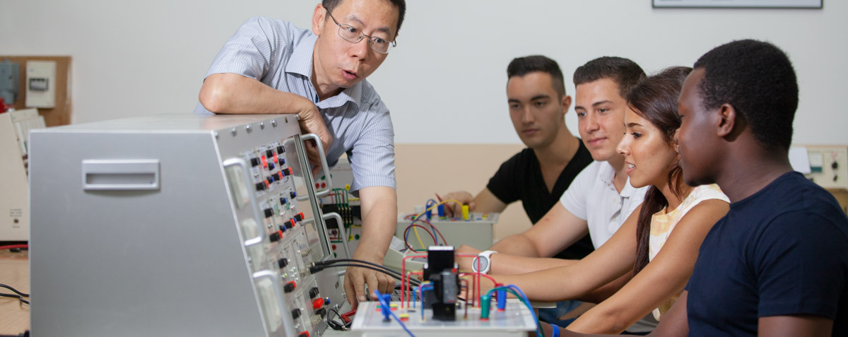 Electrical and Electronic Engineering Undergraduate Program