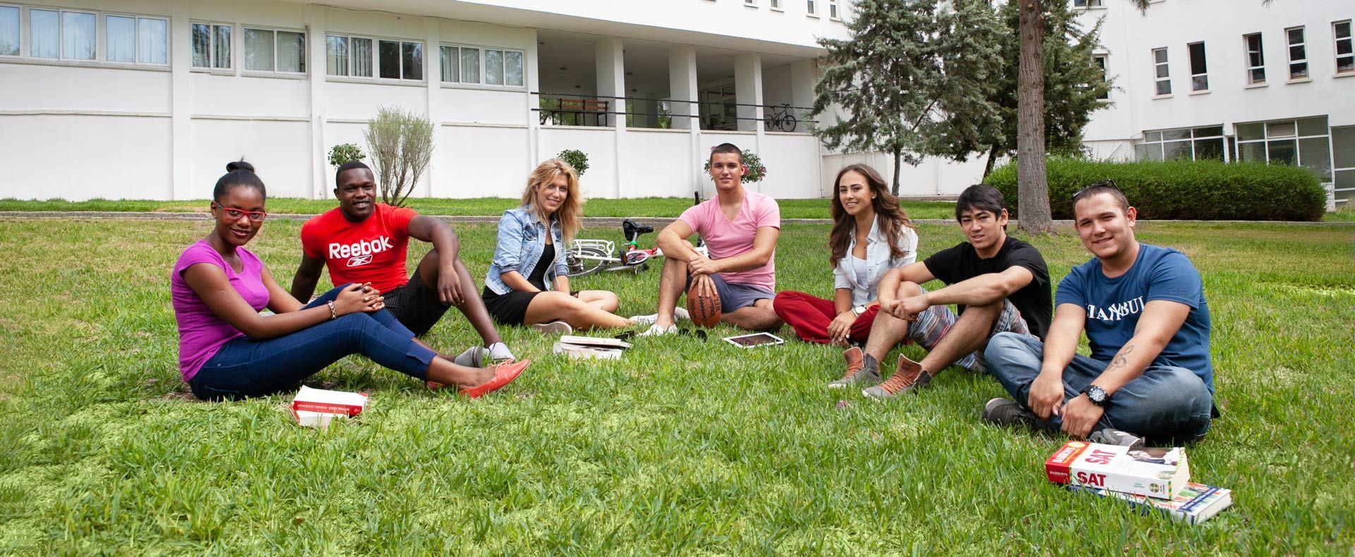 Students   Eastern Mediterranean University (EMU), Cyprus
