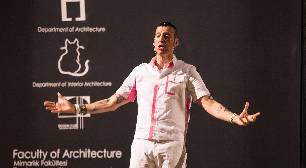 Othello Castle Hosted Legendary Designer Karim Rashid | News