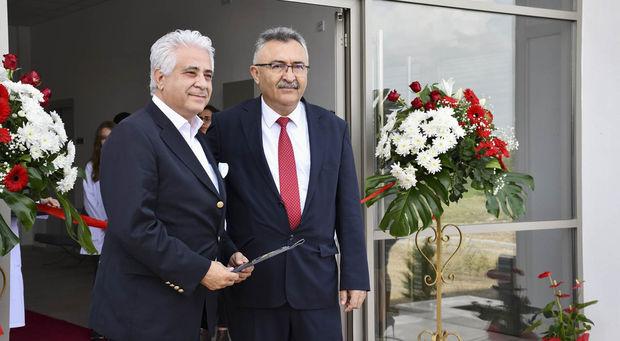 EMU Faculty of Dentistry Building and Dr. Fazıl Küçük Medicine Faculty Clinical Application Center