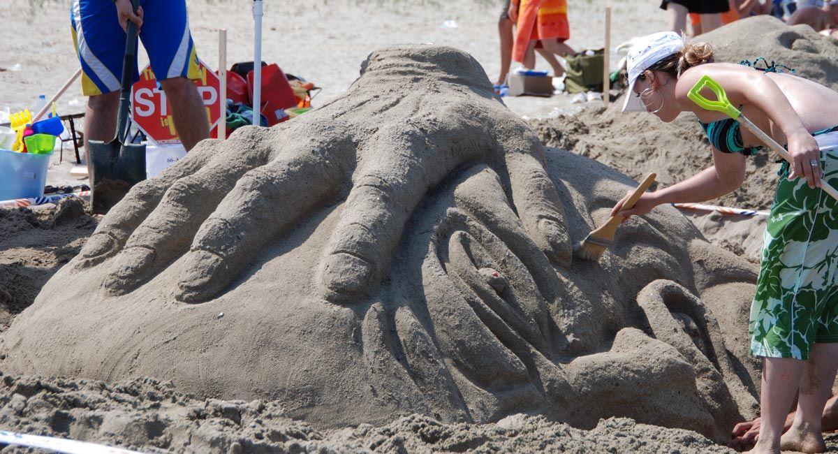 Eastern Mediterranean University  and the Sand Fest
