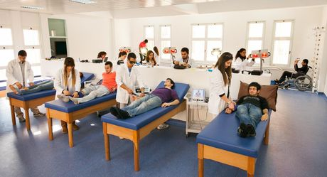 Fizyoterapi ve Rehabilitasyon Bölümü