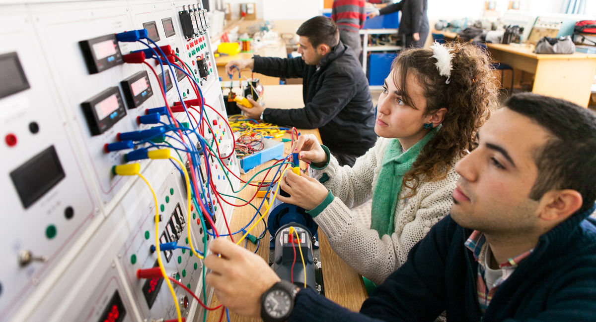 Electrical and Electronics Technology Technician Program (Turkish)