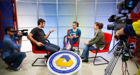 Radyo-Tv, Sinema ve Gazetecilik Bölümü