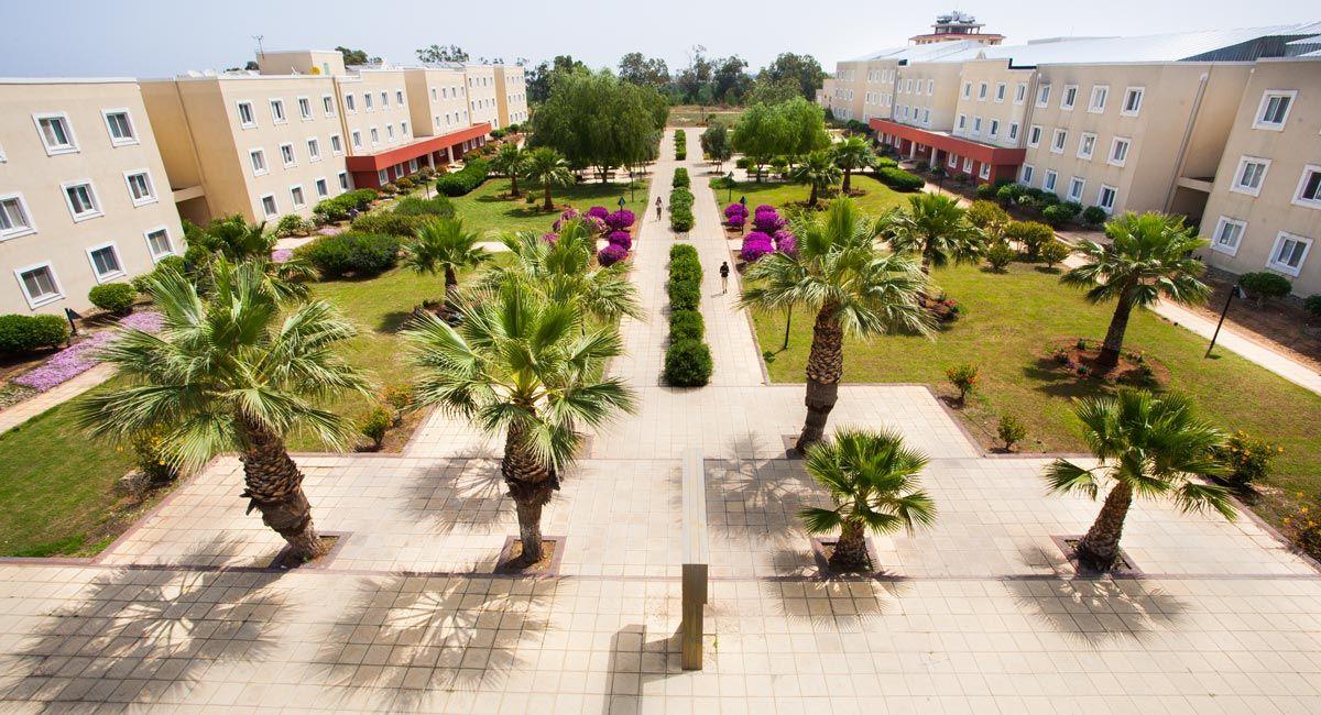 Eastern Mediterranean University - Akdeniz Dormitory