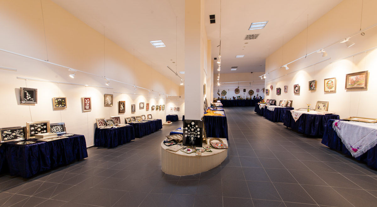 Grand Exhibition Hall