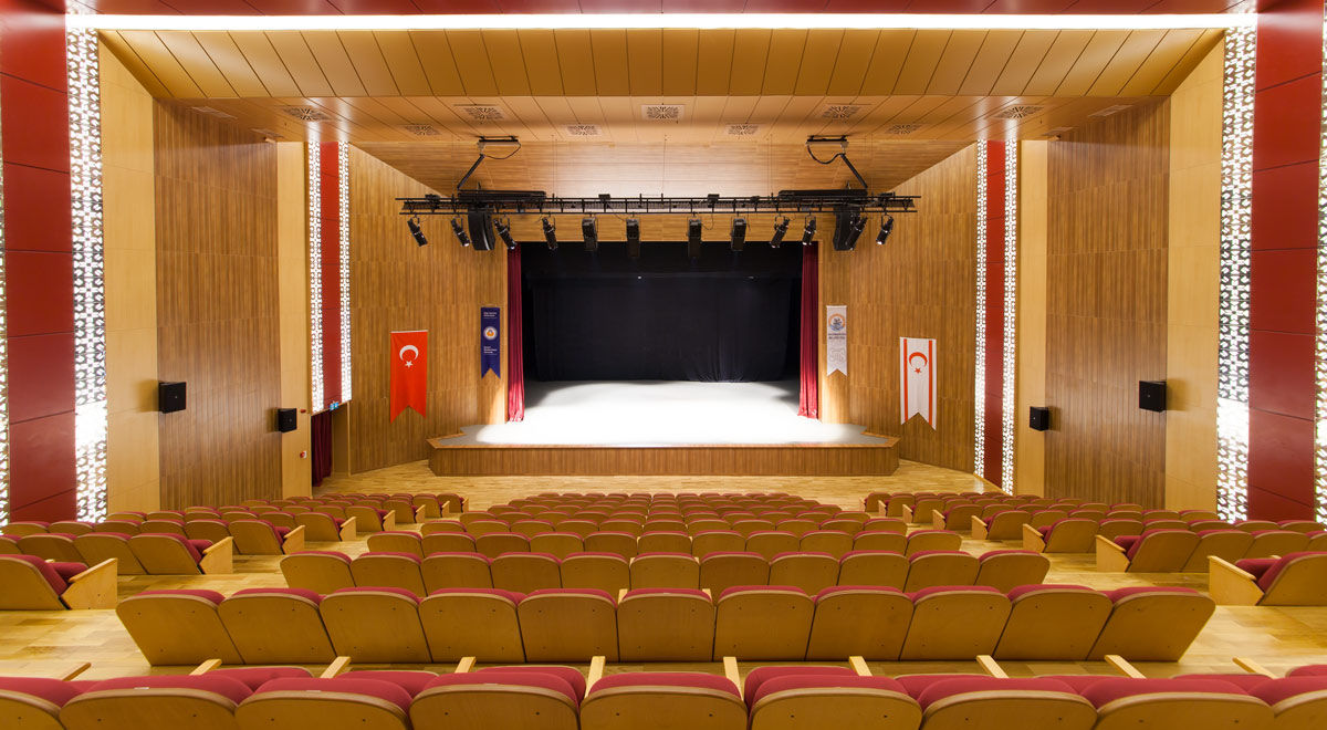 Small Theater Hall