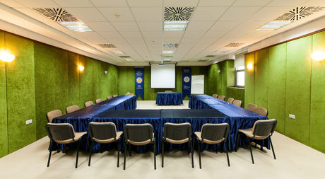 """Soli"" Meeting and Conference Hall"
