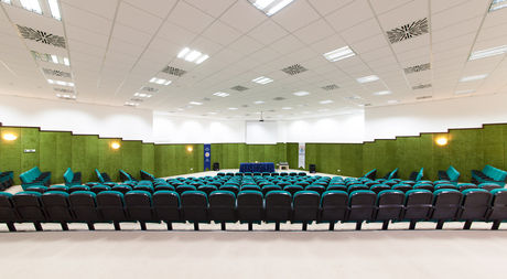 """Arsinoe"" Meeting and Conference Hall"