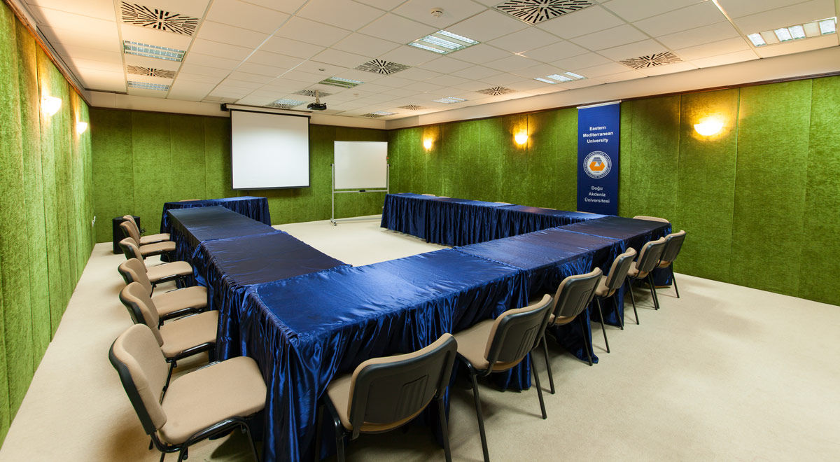 """Lambousa"" Meeting and Conference Hall"