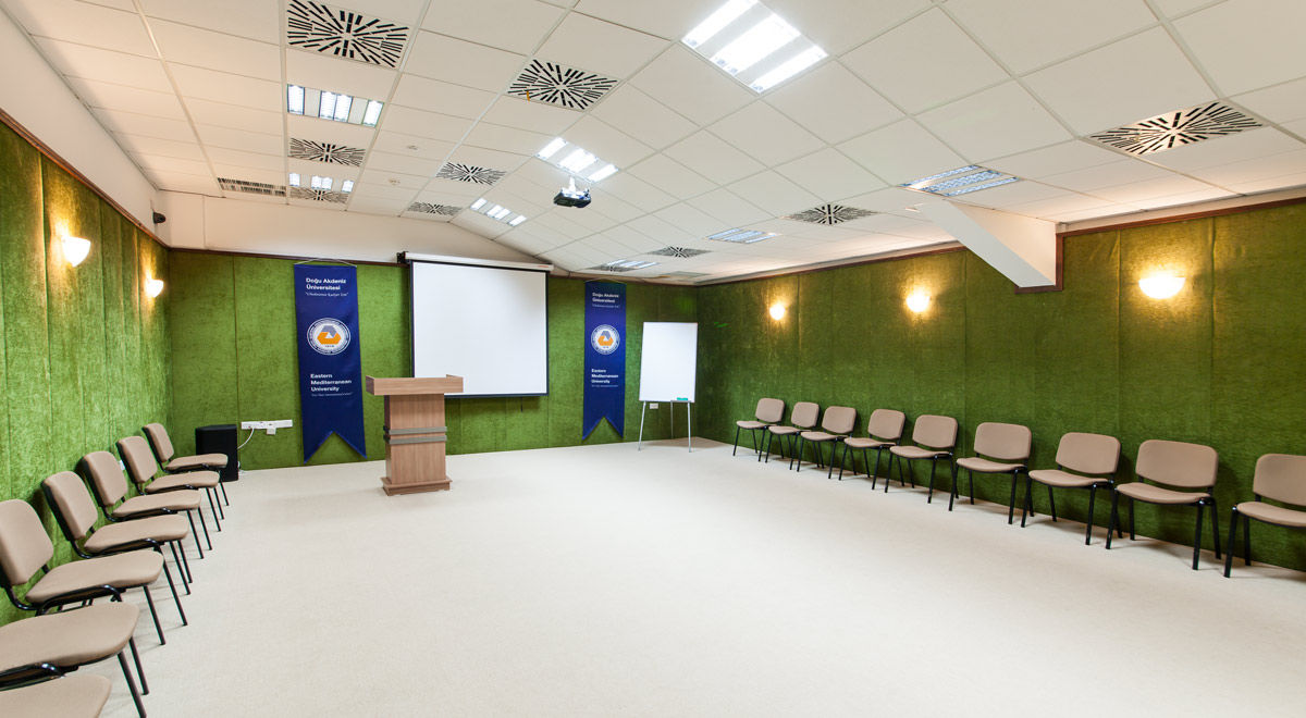 """Porta Del Mare"" Meeting and Conference Hall"