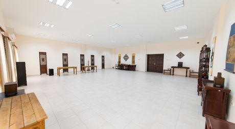 Cultural Exhibition and Workshop Hall