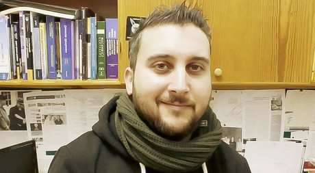 EMU Physics Program PhD Student Publishes an Article on Hawking Radiation