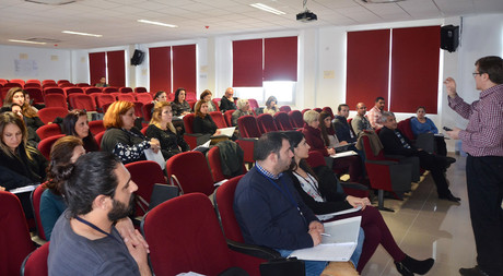EMU Hosted Oxford Teachers Academy Course
