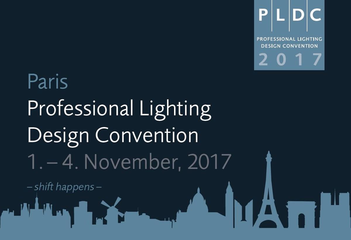 Professional Lighting Design Convention Pldc17 Events
