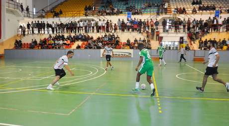 Quarter Finals Completed in EMU Cup of Nations Futsal Tournament