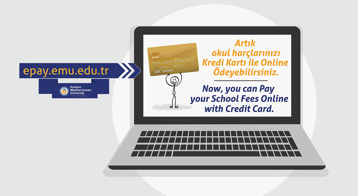 EMU Introduces a New Tuition Fee Payment Method