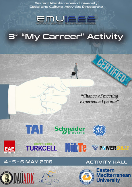 "3rd ""My Career"" Activity"