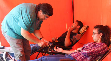 Blood Donation Campaign by EMU Faculty of Communication and Media Studies