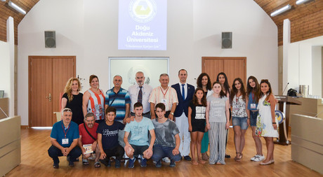 EMU Welcomes Visitors from Samsun