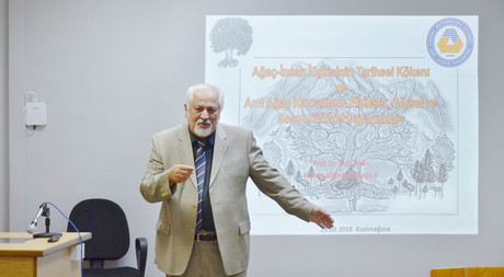 Seminar on Monumental Trees Takes Place at EMU