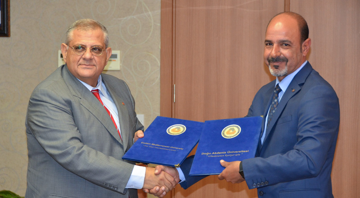 EMU Signs a Collaboration Protocol with Geçitkale Municipality