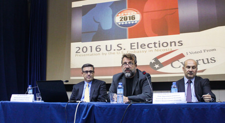 EMU Cyprus Policy Center Addresses American Presidential Election Result