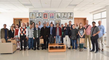 EMU Welcomes International Journalists