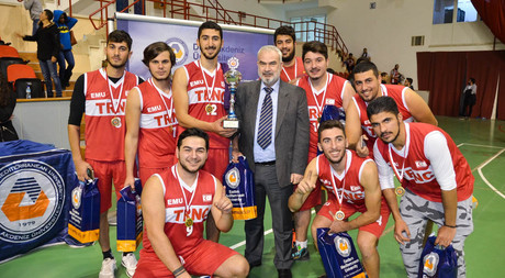"DAÜ ""Cup of Nation Basketball"" Turnuvası Tamamlandı"