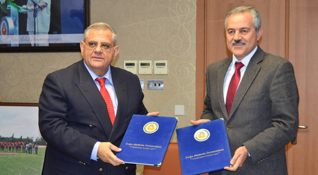 EMU Signs Collaboration Protocols with Tatlısu Municipality