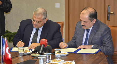 EMU Signs a Collaboration Protocol with Cyprus University of Social Sciences