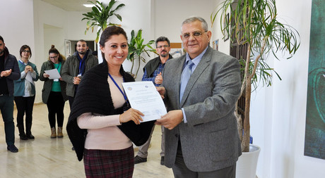 """Trainer Development Program"" Completed at EMU Dr. Fazıl Küçük Medicine Faculty"
