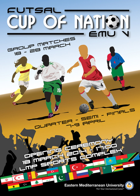 5th Futsal Cup of Nation Tournament