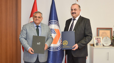 EMU Signs a Collaboration Protocol with ITU-TRNC
