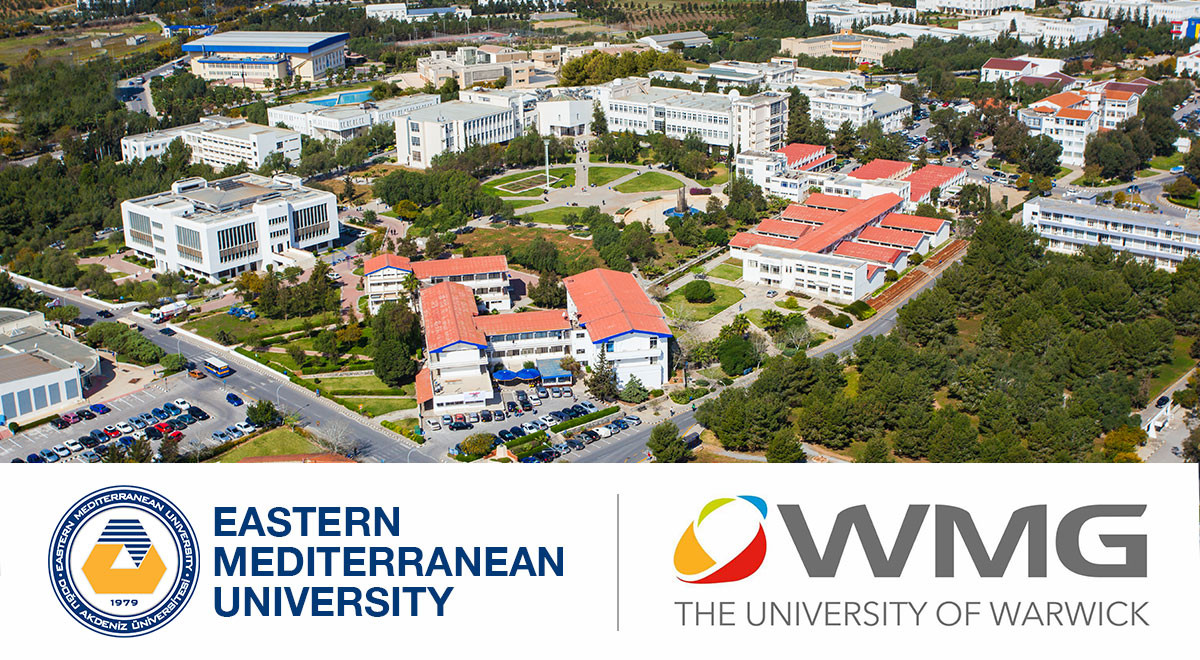 Study with a Top 10 UK University Right Here in Cyprus, at a Leading University in the Region