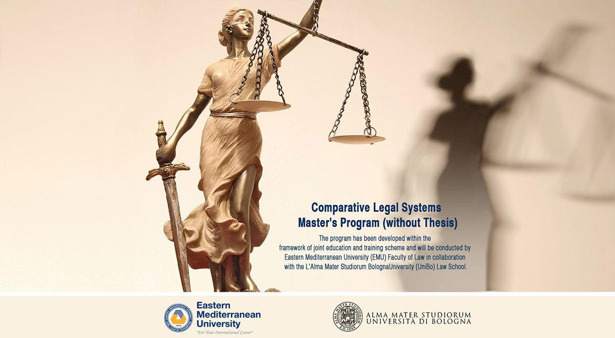 Great Interest Towards Comparative Legal Systems Master's Program at EMU