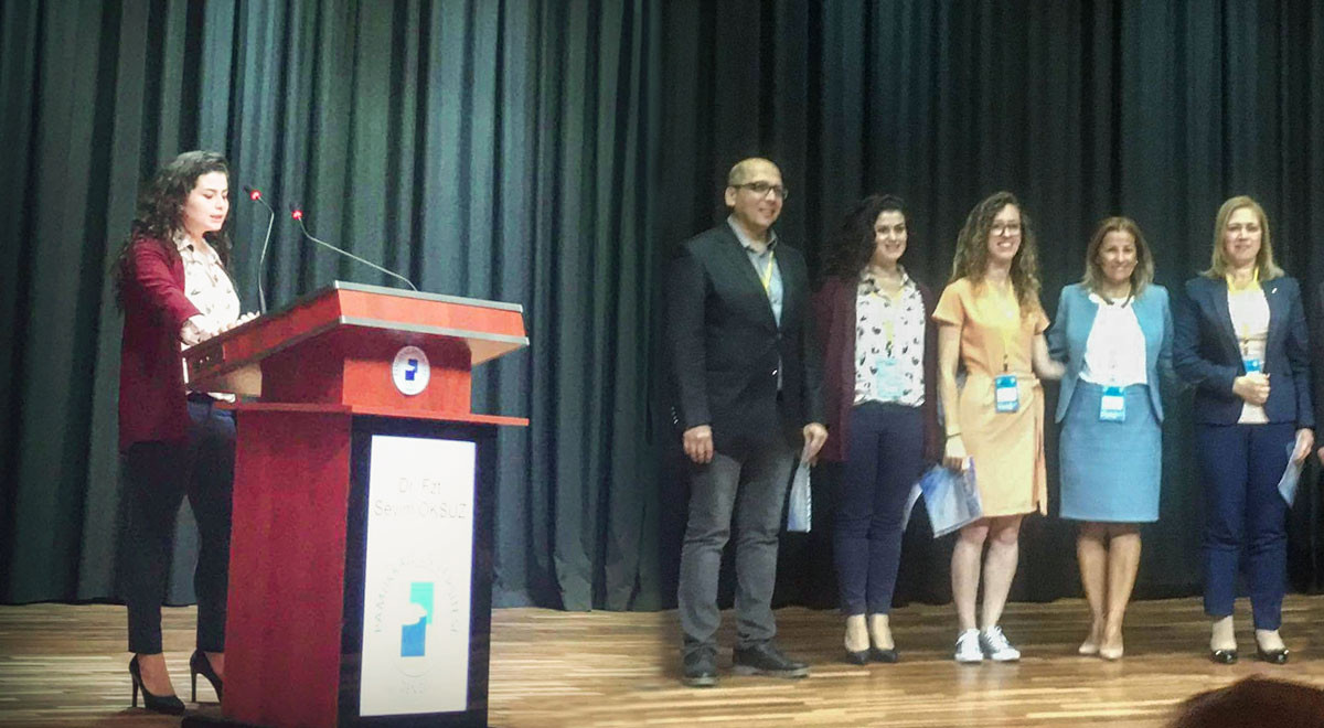 EMU Health Sciences Faculty Attends Rheumatic Rehabilitation Congress