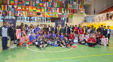 2017 EMU Cup of Nation Basketball Tournament Completed
