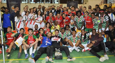 EMU 2018 Cup of Nation Football Tournament Completed