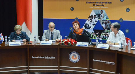 """From Nigar Hanım to The Present: The International Symposium of Female Poets in Turkish Literature"" Takes Place at EMU"
