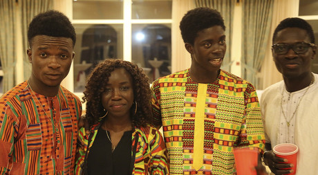Gambian Night Celebrated at EMU