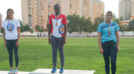 EMU's Olympic Athlete Becomes Double Turkish Champion