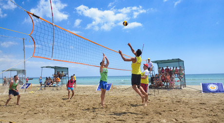 VIII. EMU Beach Volley Tournament Takes Place in Memory of Osman Maraşlı
